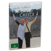 DVD - Taste of Greece