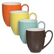 Nambe - Pop Colours Mug Set 4pce