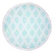 Wonga Road - Point Clare Round Beach Towel 150cm