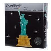 Games - 3D Statue of Liberty Crystal Puzzle