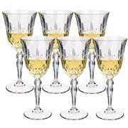 RCR Crystal - Melodia White Wine Goblet Set 6pce 210ml