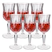 RCR Crystal - Opera Red Wine Goblet Set 6pce 230ml