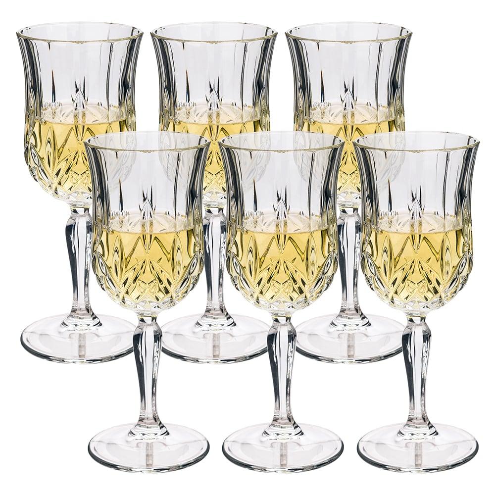 NEW RCR Crystal Alkemist Cocktail Goblet Set 6pce