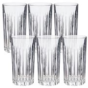 RCR Crystal - Timeless Highball Tumbler Set 6pce 443ml