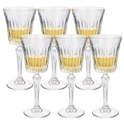 RCR Crystal - Timeless White Wine Set 6pce 227ml