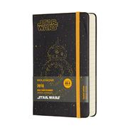 Moleskine - 2018 Pocket Star Wars BB-8 Daily Diary