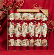 Old English Cracker Co - Bonbon Set 6pce Victorian Santa