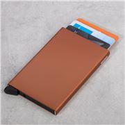 Secrid - Aluminium Card Protector Rust