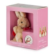 Beatrix Potter - Flopsy Bunny Soft Toy & Trinket Box Set