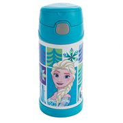 Thermos - Funtainer Frozen Vacuum Drink Bottle Blue