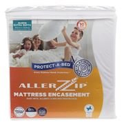 Protect-A-Bed - Allerzip Smooth ED Mattress Encasement Queen