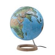 Atmosphere - Full Circle FC4 Relief Illuminated Globe