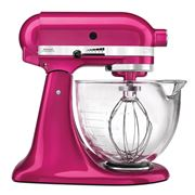 KitchenAid - Platinum KSM170 Raspberry Ice Stand Mixer