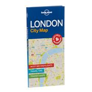 Lonely Planet - London City Map