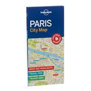 Lonely Planet - Paris City Map