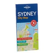 Lonely Planet - Sydney City Map