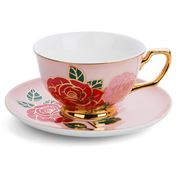 Cristina Re - Dolce Rosa Blush Teacup & Saucer