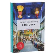 Book - The 500 Hidden Secrets of London