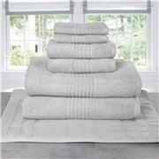 JM Montage - Towel Set 7pce Silver