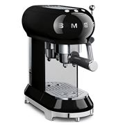 Smeg - 50s Retro Espresso Coffee Machine Black