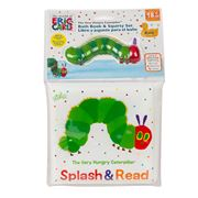 World Of Eric Carle - VHC Bath Book & Squirty Set
