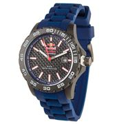 TW Steel - Red Bull Holden RT 40mm Carbon Blue Watch