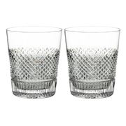Waterford - Diamond Line Tumbler Set 2pce