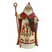 Heartwood Creek - Austrian Santa Figurine