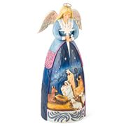 Heartwood Creek - Nativity Angel Statue