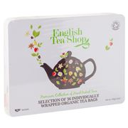 English Tea Shop - Organic Luxury Collection White Tin
