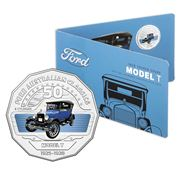 RA Mint - Ford Collection Model T 50 Cent Coin Pack