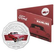 RA Mint - Ford Collection Mainline Utility 50 Cent Coin Pack