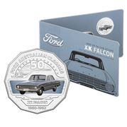 RA Mint - Ford Collection XK Falcon 50 Cent Coin Pack