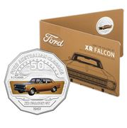 RA Mint - Ford Collection XR Falcon GT 50 Cent Coin Pack