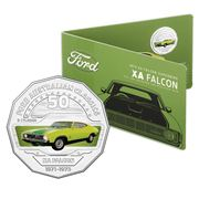 RA Mint - Ford Collection XA Falcon 50 Cent Coin Pack