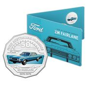 RA Mint - Ford Collection ZH Fairlane 50 Cent Coin Pack