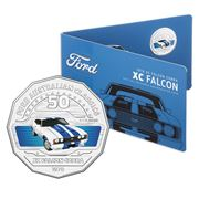RA Mint - Ford Collection XC Falcon Cobra 50 Cent Coin Pack