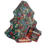 Walkers - Mini Shortbread Christmas Tree Tin 225g