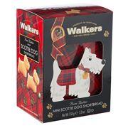 Walkers - 3D Mini Scottie Dog Shortbread 150g