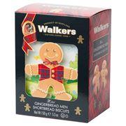 Walkers - 3D Mini Shortbread Gingerbread Men 150g