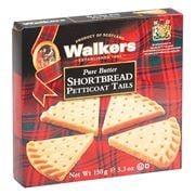 Walkers - Shortbread Petticoat Tails 150g