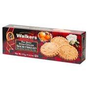 Walkers - Stem Ginger Shortbread 175g