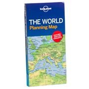 Lonely Planet - The World Planning Map