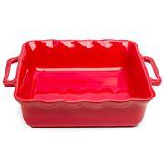 Appolia - Square Baking Dish Cherry 39.5cm/7L