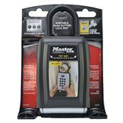 Master Lock - Portable Push Button Lock Box