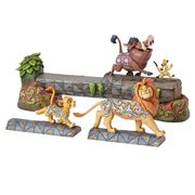 Disney - Carefree Camaraderie Lion King Figurine