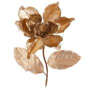 Raz - Golden Botanical Magnolia