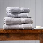 Christy's - Supreme Hygro Bath Towel Silver