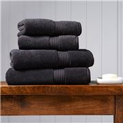 Christy's - Supreme Hygro Bath Sheet Graphite