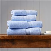 Christy's - Supreme Hygro Sky Blue Hand Towel